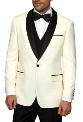Men's suit jacket 3 colors