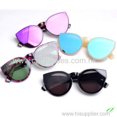 fashion acetate sun glasses acetate sunglasses