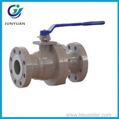 Carbon Steel WCB Floating Ball Valve