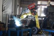 Robotic welders