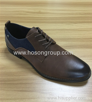 Fashion men lace business shoes