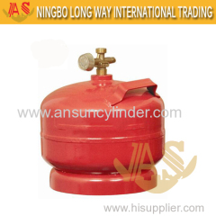 High Quality LPG Cylinders With Good Price For Ghana