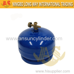 Small Gas Cylinders For Africa With Low Price