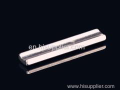 Permanent N45SHT Sintered Neodymium Arc Magnets