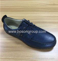 Round toe men casual shoes