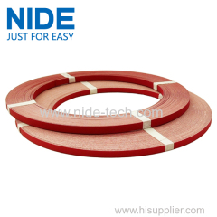 Armature Insulation Wedge Red Vulcanized Fiber