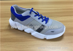 Fashion men lace running casual shoes