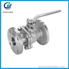 wholesale cast iron 90 degree 2pc ball valve