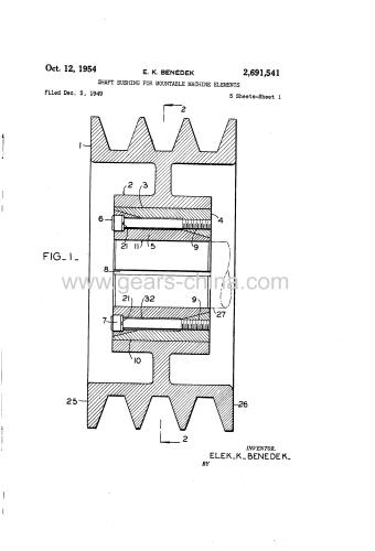 American Standard Poly-V Sheaves with Split Taper Bushings