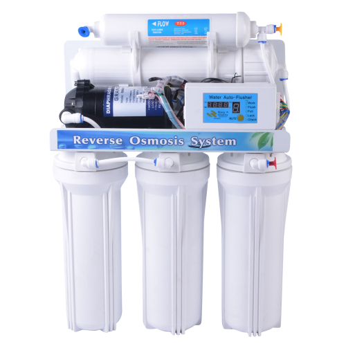 5 stage Reverse Osmosis System with TDS Display