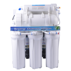 5 stage Auto-Flush Reverse Osmosis System