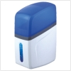 Automatic water softener with automatic operation control valve
