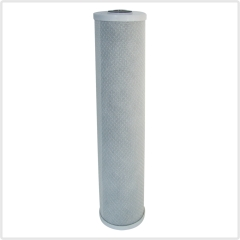 20 inch Block Carbon Filter Cartridge