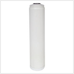resin/kdf water filter cartridge