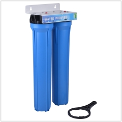 double big blue water filtration