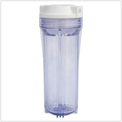 clear Ro system water Filter bottle