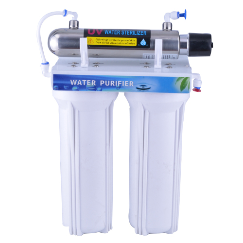 water purification with UV light