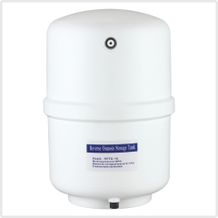 4 gallon plastic RO water filter tank