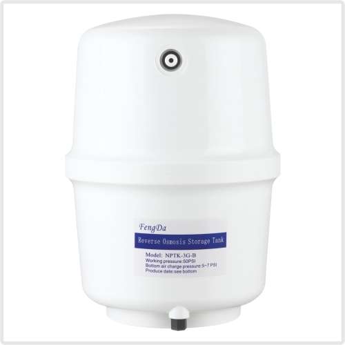 3G plastic RO pressure tank