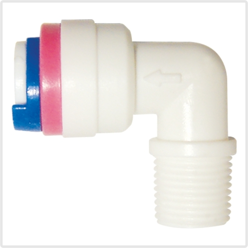 water fitting elbow tube