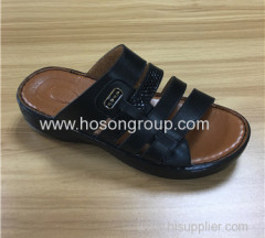 Strappy Arab design men casual shoes66
