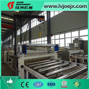 Gypsum Board/Sheetrock/Plasterboard Lamination Machine to