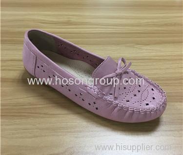 Kidsuede women casual flat shoes