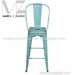 Wholesale Leisure Metal Bar Stool