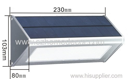 4 mode Garden Solar Sensor 48 LED Lamp 800LM Waterproof IP65 Outdoor Street Wall Lamp Microwave Radar Motion Security Sp