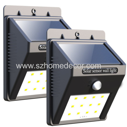 12 LED Waterproof Solar Powered Security Light