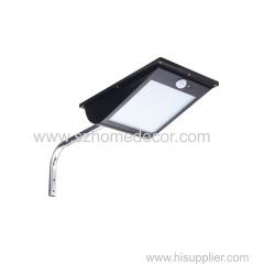 New 1000lm 81LED IP68 Waterproof Solar Lights Outdoor Motion Sensor Detector Wall Lamp Wireless Security Lighting