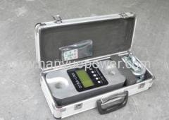 Portable wireless load cell/electronic dynamometer with shackles for sale digital dynamometer with LCD display supplier