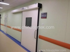 on-wall mounting type automatic sliding airtight doors for operation rooms