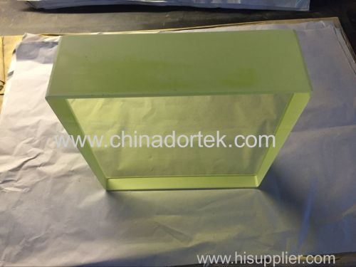 ZF7 radiation protection lead glass