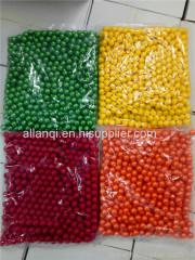 Round 0.68 / 0.50 / 0.43 / 0.34 caliber paintballs from china