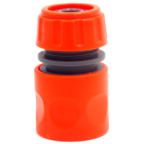 plastic water hose quick connector for 13MM garden hose.