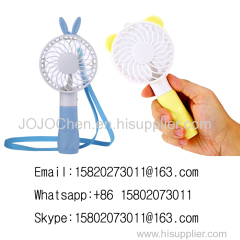 High Quality Portable Rechargeable Mini USB Hand Fan Battery