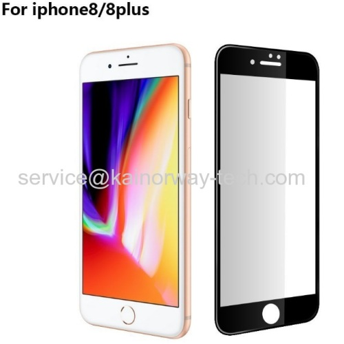 Ultra Thin 0.2mm 9H 3D Curved Full Size Simply Softedge Carbon Fiber Tempered Glass Protectors for iPhones&Samsung's