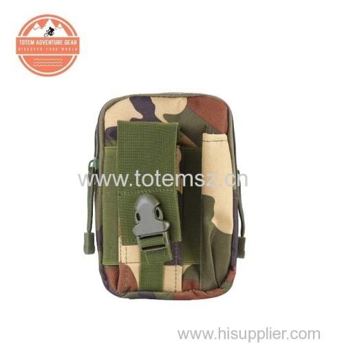 Tactical Waist packs Outdoor Sports Belt Changes Key Mobile Phone Waist pouch