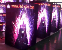 Full color fixed indoor advertising LED display screen