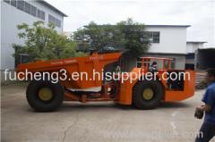 China Diesel scooptram Manufacturer - Jinan Fucheng