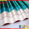 Polycarbonate Corrugated Hollow Solid Sheet for Roofing Greenhouse