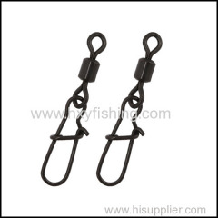 Carp fishing products series-Rolling swivel with nice snap