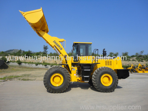 Construction Machine 3.3 Cubic Meters' Bucket 6 Ton Wheel Loader for Sale with Price