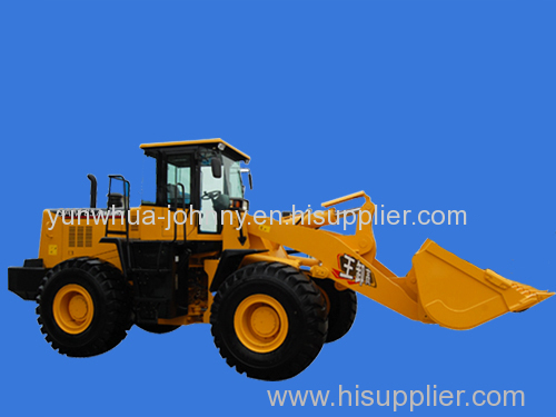 Heavy construction equipment articulated 5 ton Wheel Loader