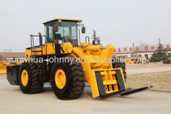 Chinese Cheap SAM888-27T Side Forklift Loader for Construction With Hot Sale Price