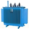 Three-phase oil-immersed distributing transformer