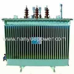 Amorphous alloy full enclosed transformer