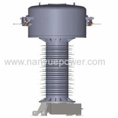 Model LVQB Insulated Current Transformer