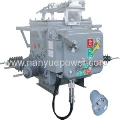 ZW20A type of outdoor high voltage vacuum circuit breaker